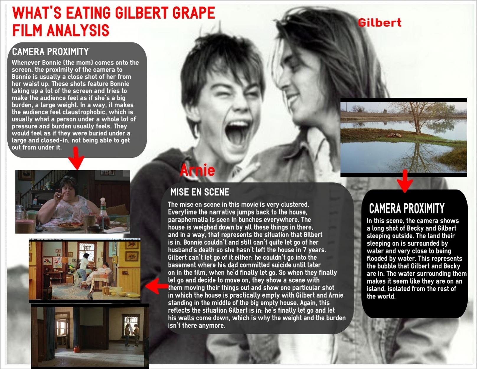 whats eating gilbert grape analysis