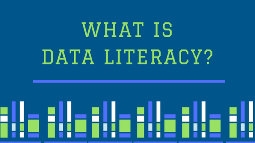 what is data literacy