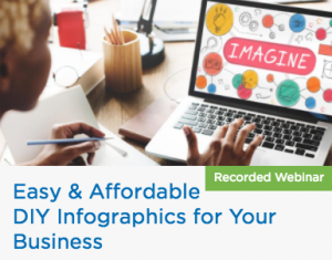 SCORE webinar on infographics