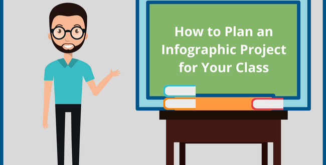 How to Plan an Infographic Project for Your Class