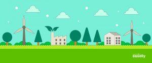 Meteorology-&-environmental-infographic-templates