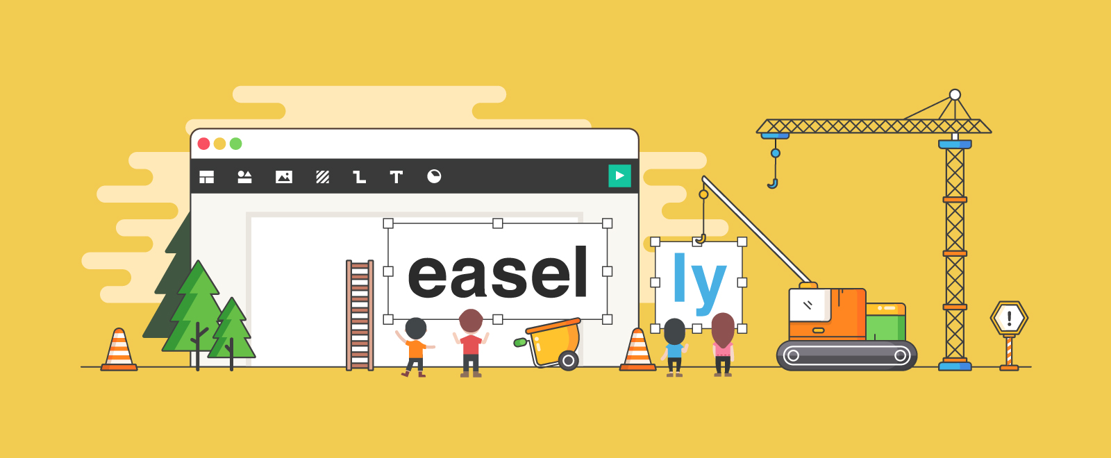 Easelly Product Updates - December 2018