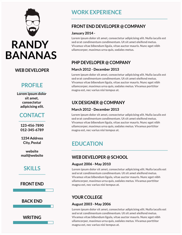 5 Easy Steps To An Amazing Resume That Will Help You Stand Out