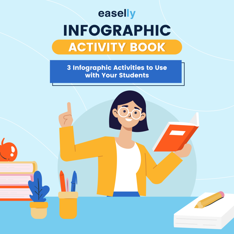 Free Infographic Activity Book for Students
