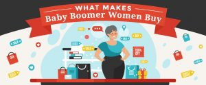 what makes boomer women buy cover