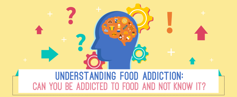 Is  Food Addiction Real? – A Visual Case Study