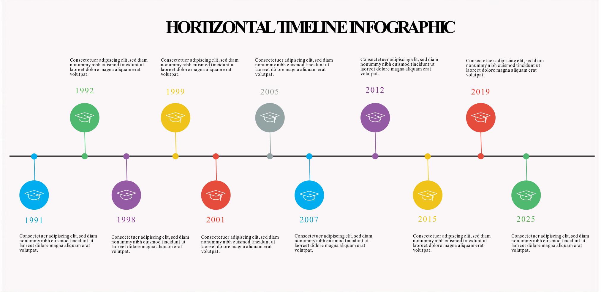 Image result for timeline infographic