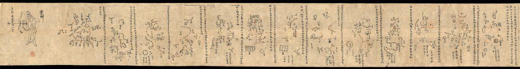 Dunhuang Star Atlas