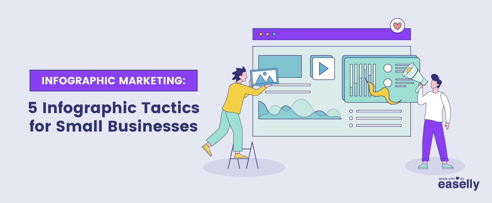 5 infographic tactics for small business