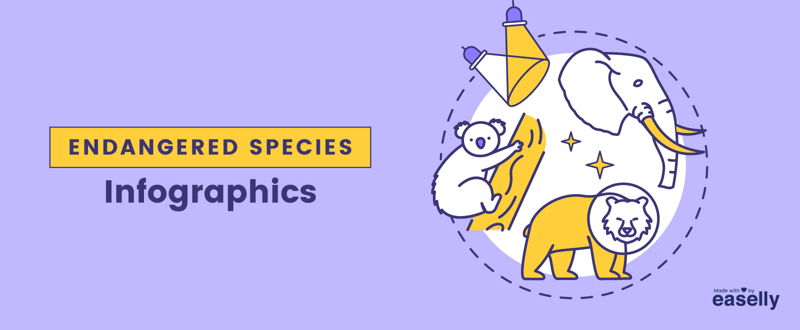 Endangered Species Infographics