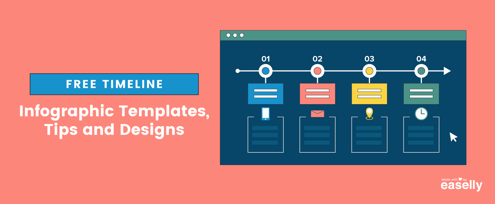 Free Timeline Infographic Templates, Tips and Designs Easelly