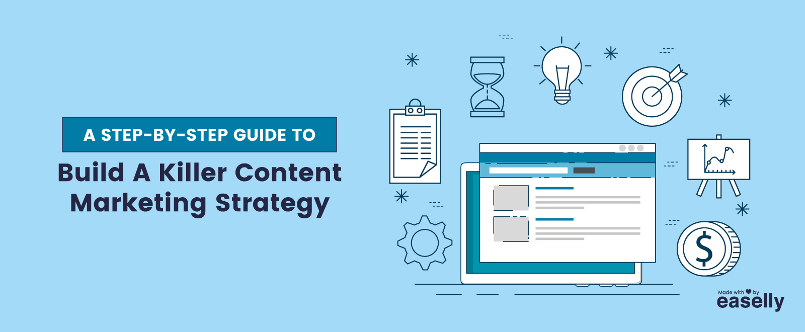 Step-By-Step Guide to a killer marketing strategy