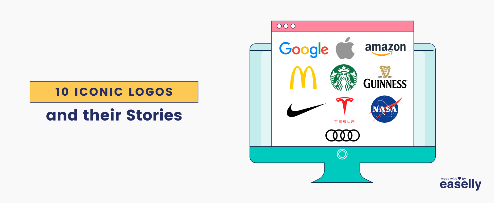 Iconic Logos and their Stories